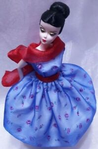 FITS-Barbie-Vintage-Silkstone-and-Reproduction-Doll-HANDMADE-Dress-Modern-Art