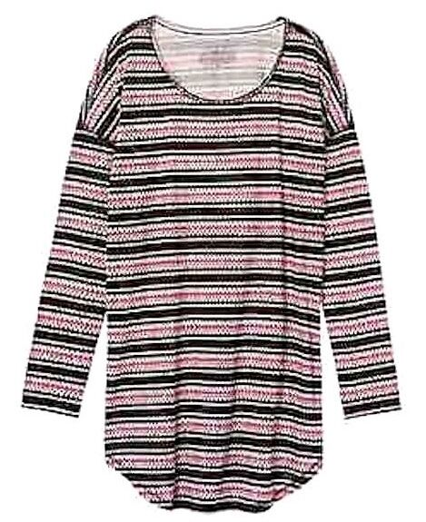 Victorias Secret Signature Super Soft Sleepshirt Night Gown Pajamas NWT S