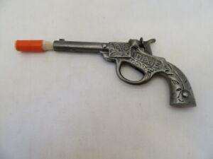 "ANTIQUE STEVENS ""DIXIE"" CAST IRON CAP GUN 1895"