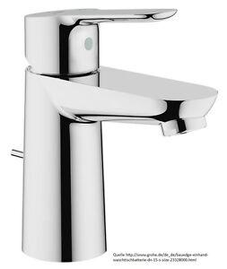 GROHE Bauedge lavabo robinet 23328000 robinet salle de bains einhebel Mixeur  </span>