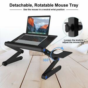 Portable Laptop Stand Lazy Lap Sofa Bed