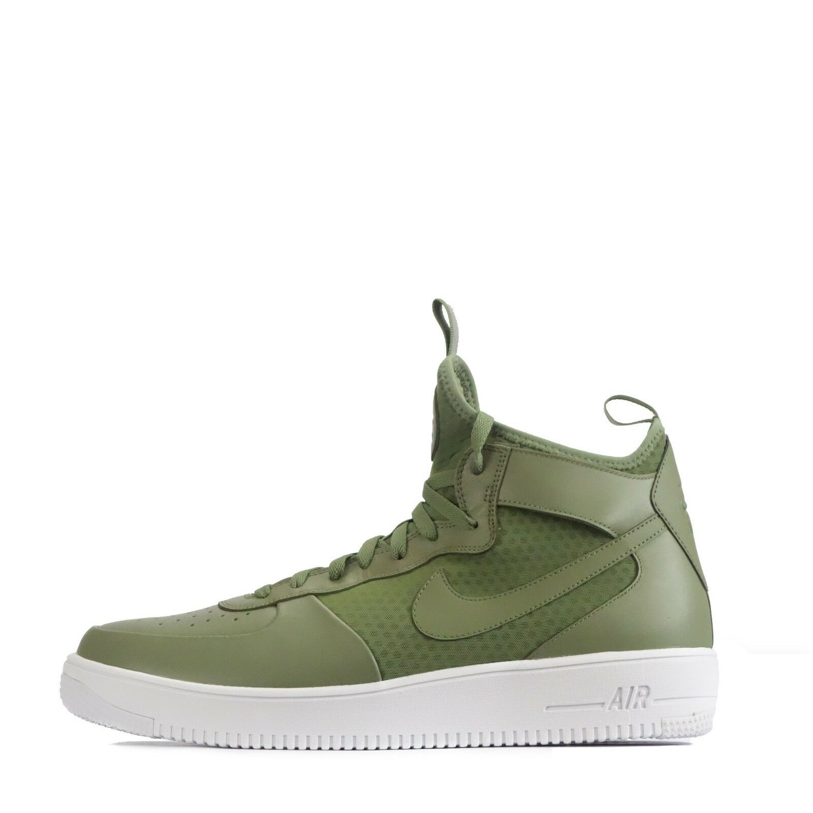 Nike Air Obliger 1 UltraObliger Mid homme Ankle Style Trainers Palm Green