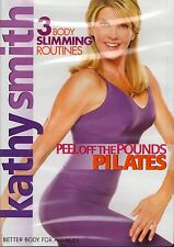 Kathy Smith - Peel Off the Pounds Pilates (DVD, 2007)