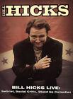 Bill Hicks Live: Satirist, Social Critic, Stand Up Comedian (DVD, 2004)