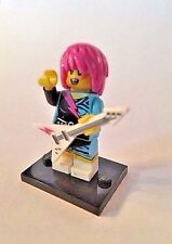 Rocker Girl - LEGO Minifigures Series 7