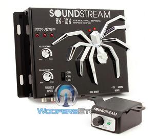 soundstream digital bass machine bx 10