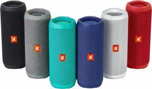 JBL Flip 4 Portable Waterproof Bluetooth Speaker Factory Certified Refurbished
