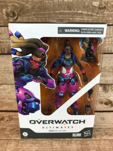 Lucio bitrate Overwatch Ultimates Exclusive Action Figure