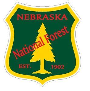Nebraska Huskers Cornhuskers Vinyl Sticker Decal *SIZES* CornholeBumper