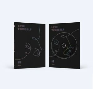 BTS-LOVE-YOURSELF-Tear-R-ver-CD-Folded-Poster-Free-Gift-Tracking-no