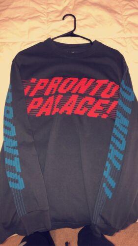 Palace Pronto Palace Long Sleeve T-shirt
