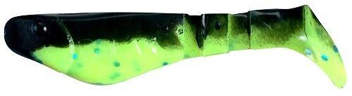 Relax Kopyto 5cm schwarz//grünperl mit grünen Glitter