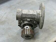 Bonfiglioli Worm Gear Speed Reducer Mvf 49p Mvf49 016hp 063 B5 Used