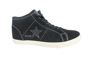 Converse-All-Star-OS-2011-Black-Mid-Lace-Up-Mens-Trainers-132796C-U22