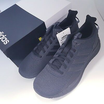 on sale 61211 0a261 Adidas QUESTAR RIDE B44806 Grey Cloud white Onix Mens Shoes Sneakers  Running