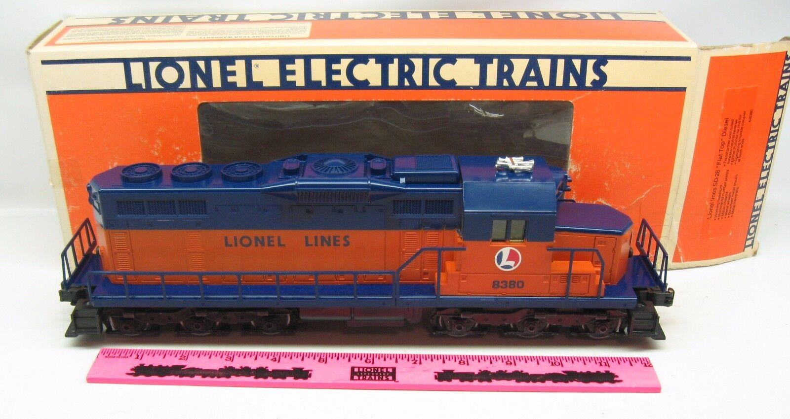 Lionel  6-8380 Lionel Lines SD-28  FlatTop  Diesel
