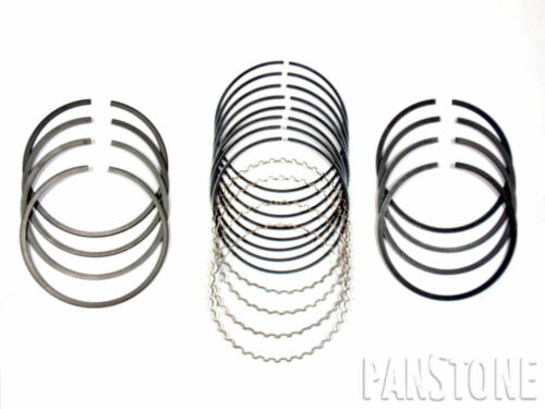 Std for 02-09 2.4L Accord CR-V Element Acura TSX K24A Piston Ring//Eng Bearings