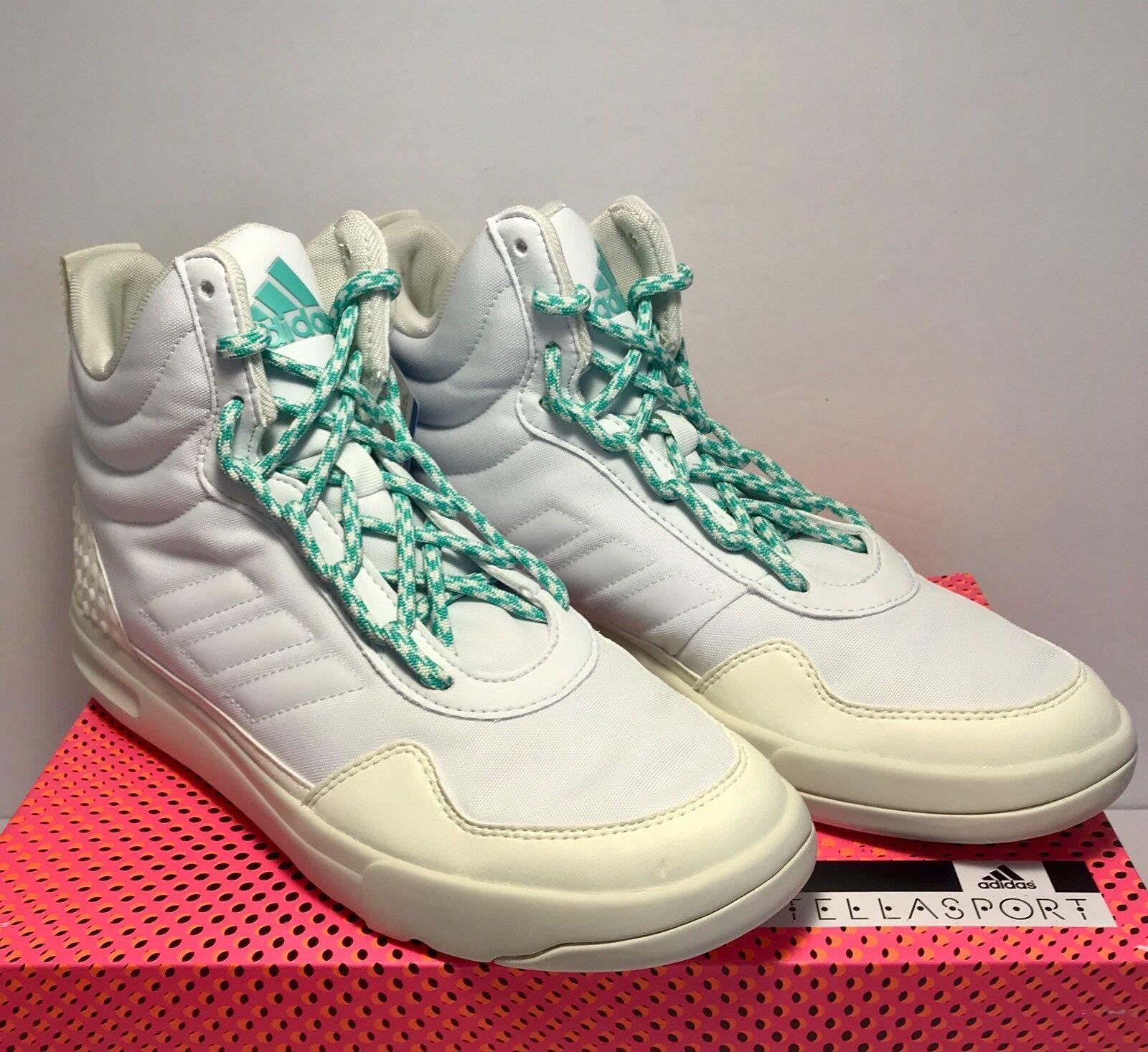 Adidas donne taglia 10 le stellasport performance irana bianco le 10 scarpe verdi. e26cf3