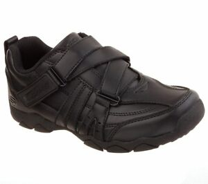 NEW-Skechers-Toddler-Boys-DIAMETER-LANDON-Athletic-Shoes-Black-91635-155Q