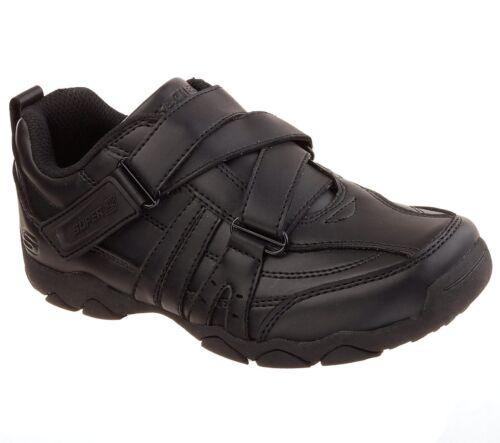 NEW Skechers Toddler Boys DIAMETER LANDON Black #91635  155Q