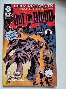 DARK HORSE OUT FOR BLOOD N. 11 FUMETTO LEXY COMICS #87 ☆