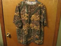 Perfect Camo Camouflage Hunting T Shirt Short & Long Sleeve Made In The Usa