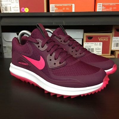 Nike Air Zoom 90 IT Hyper Pink Golf Shoes Women's Size 7 Rare | eBay