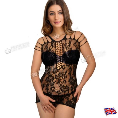 Ladies Sleeve Swimming Suit Bodies Women Skinny Slim Fishnet Blouse T-Shirt Top