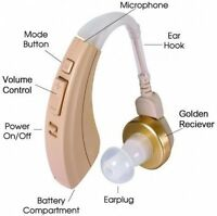 Hearing Aid Digital Hearing Ear Amplifier Noise Reduction Elderly Fda Approved