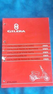 Aggressivo Catalogo Parti Di Ricambio Piaggio Gilera Stalker Spare Parts 1997 Piaggio Per Classificare Prima Tra Prodotti Simili