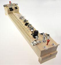 Paracord JIG Knüpfhilfe für Armband aus Holz