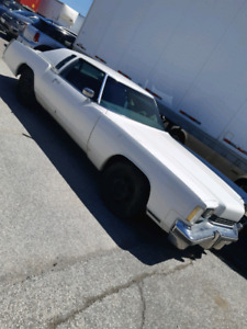 1975 OLDSMOBILE TORONADO GREAT FOR A PROJECT CAR