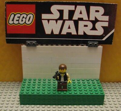 "--10123    /"" STAR WARS LEGO LOT  MINIFIGURE  MINI FIG  /""  HAN SOLO CARBONITE"