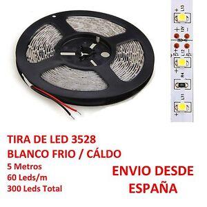Tira-de-Led-300-leds-3528-Blanco-Frio-o-Calido-5m-60-Led-metro-Interior