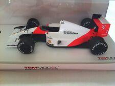Mclaren MP4/6 1991 #1 Senna Winner Monaco GP True Scale TSM134324 New Sealed
