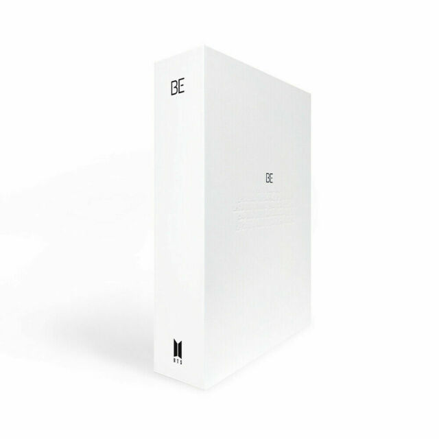 BTS - BE [Deluxe Limited Edition] Full Package+Store Gift+FedEx Express Shipping