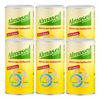 6x Almased Multi Protein Synergy Diet Program Powder 17.6 Oz Weight Loss Meal