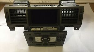 Autoradio-CD-70-Navi-GM-383555646-13113150-Bordcomputer-OPEL-Vectra-C-Caravan