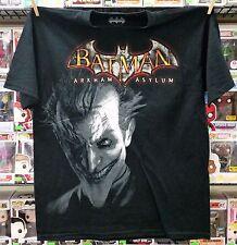 BATMAN ARKHAM ASYLUM JOKER PROMOTIONAL TEE SHIRT NOS 2009 PS3 X-BOX 360 ADULT L
