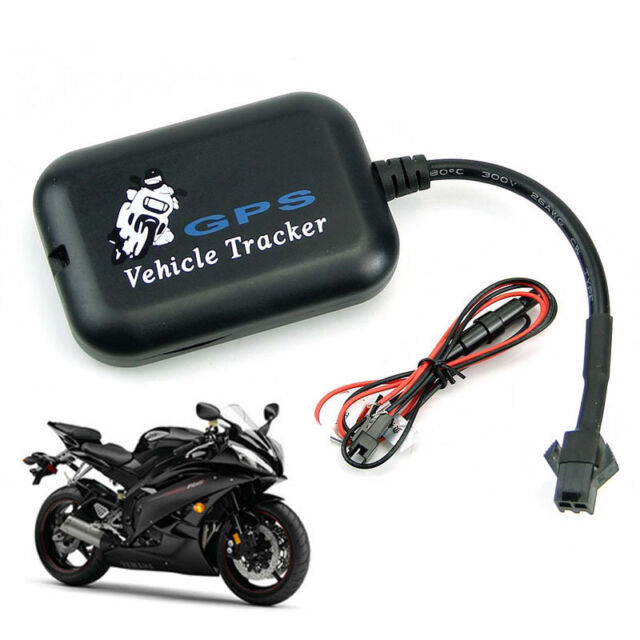 Hot Mini Vehicle Bike Motorcycle GPS/GSM/GPRS Real Time Tracker Tracking Fad New