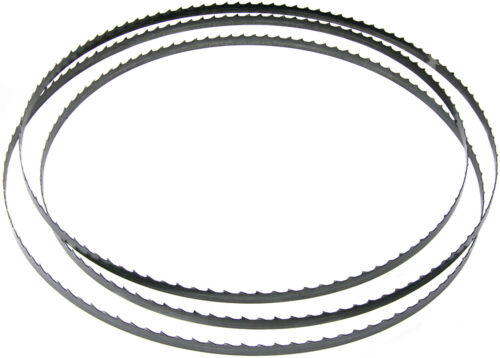 "3//8/"" x 136/"" Hook Flex Bandsaw Blade A/&H Abrasives 3 TPI 0.025/"" Thick"