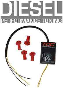 Details about PowerBox TD-U Diesel Tuning Chip for Mercedes G 290 TD