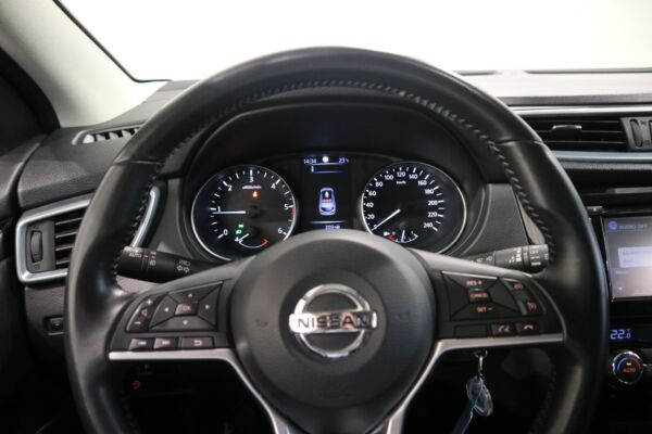 Nissan Qashqai 1,5 dCi 110 Acenta Connect - billede 2