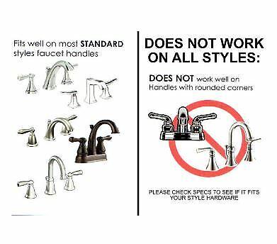 Faucet Handle Restraint