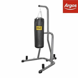 Image Is Loading Everlast Boxing Heavy Punch Bag Stand