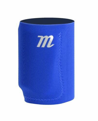 Md Sm Lg Marucci Baseball Wrist Guard -Made w//DuPont™ Kevlar® -Blue Adult XS