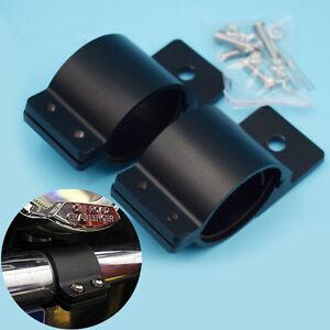 Bull Bar Mounting Bracket Clamps Kit 49-54mm LED//HID Driving Light Exterior