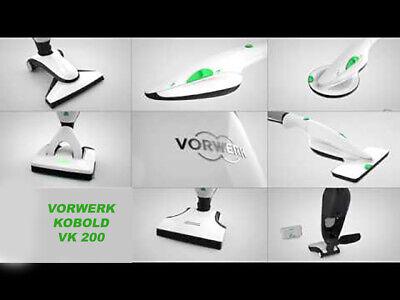 VORWERK KOBOLD VK200, SUPER COMPLET, AVEC GARANTIE OFFICIELLE DE 4 ANS | eBay