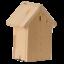 Indexbild 3 - Marienkäferhaus aus Holz mit Silhouette, Insektenhotel, Insektenhaus