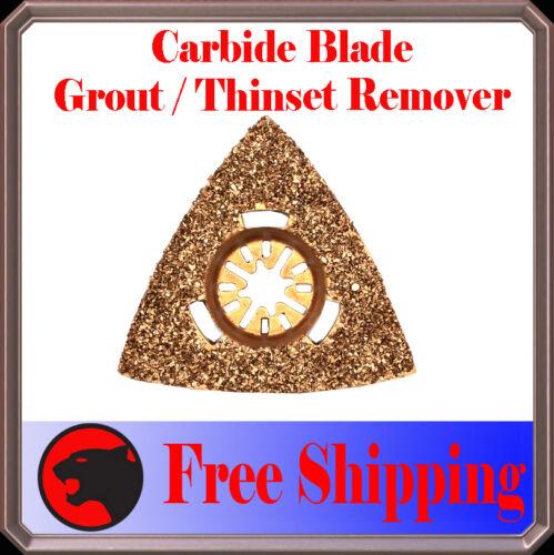 Carbide Grout Rasp Oscillating Multi Tool Blade For Fein Multimaster Milwaukee